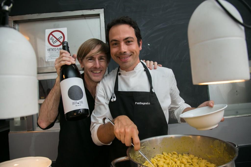 Andrea Vigna chef cuoco catering